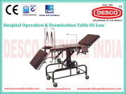 Operation Tables Manufacturers
