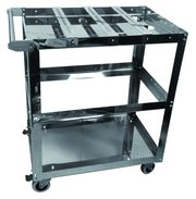 Buy Stainless Steel Utility Carts Online | Laksi carts Inc